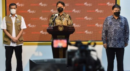 Indonesia to Begin Vaccination for COVID-19 Next Week