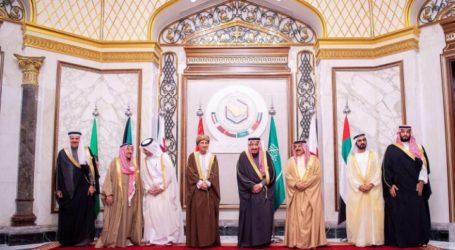 President Abbas Appreciates GCC for Supporting Palestine
