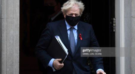 UK PM Announces England-wide Lockdown
