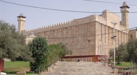 Israel Implements Strict Procedures at Ibrahimi Mosque
