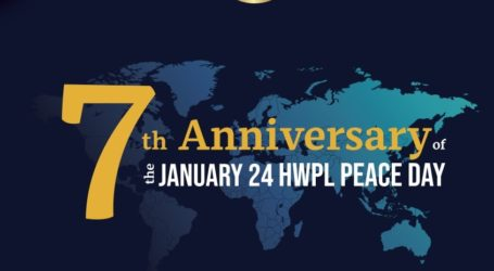 Inter-continental Conference for Culture of Peace through Education to Held Online