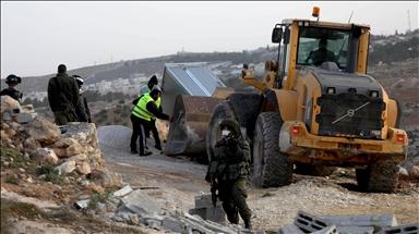 Palestine Condemns Israel for Demolishing Mosque