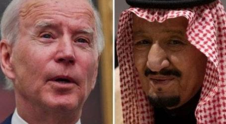 Saudi Arabia's King Salman and US President Discuss Regional Security