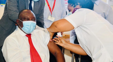 South Africa Starts COVID-19 Vaccination