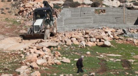 Israel Orders Halt on Construction of Seven Houses Near Nablus