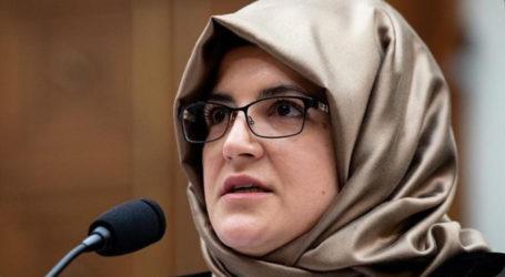 Khashoggi's Fiancee Pins Hope on Biden to Solve Murder