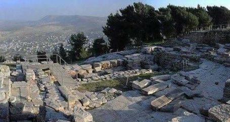 Palestinians Block Extremist Jewish Invasions