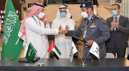 Saudi Arabia Signs First-Ever Military Deal with UAE