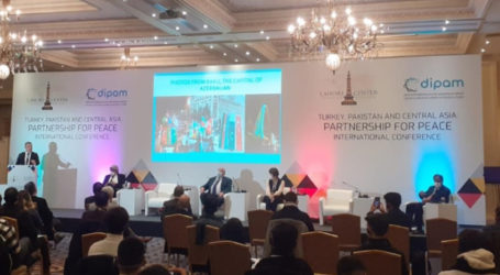 International Peace Conference Begins in Istanbul