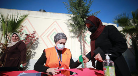 2.6 Million Palestinians Register to Take Part in First Elections in 15 Years