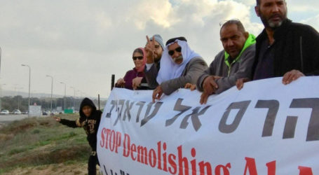 Israel Demolishes Palestinian Village for 183rd Time