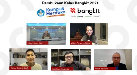 """Indonesian Education Ministry Launch """"Bangkit"""" Program for College Student"""