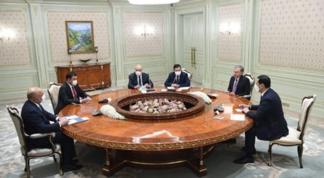 Uzbekistan-Afghanistan Discuss Joint Railroad Project