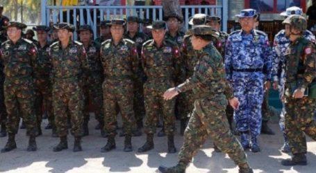 UK Sanctions Six Myanmar Generals Human Rights Violations