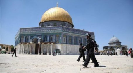 Aqsa Working Group Condemns Israel Crime To Ban the Adhan and Iftar in Al-Aqsa