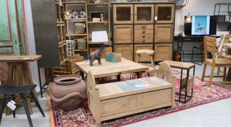 Indonesian Furniture Favored by the Finnish Society