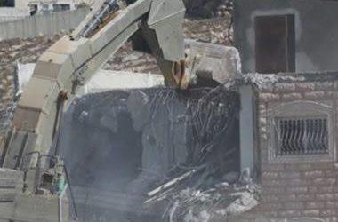 "Hamas: Destruction of the House Palestinian Prisoner Centers Israel ""Act of Terrorism"""