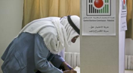 Palestine Election Participants Estimated Three Million Peoples