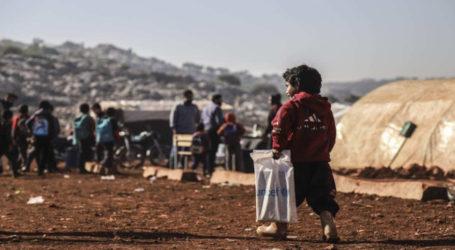 UN Sends Humanitarian Aid to Syria's Northwestern Idlib