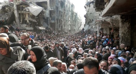 UNRWA: 10 Years of Multiple Hardships for Palestine Refugees in Syria