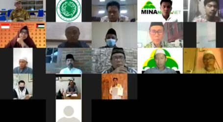 Indonesian Ulema Raises Support for the Construction of Hospital in Hebron