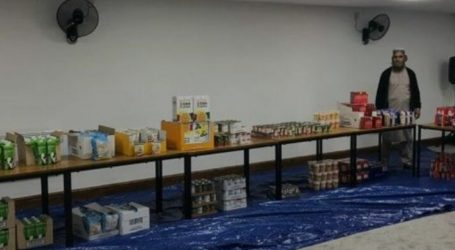 West Midlands Mosque Launches New Food Bank