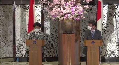 Indonesian-Japanese Foreign Minister Discusses the Situation in Myanmar