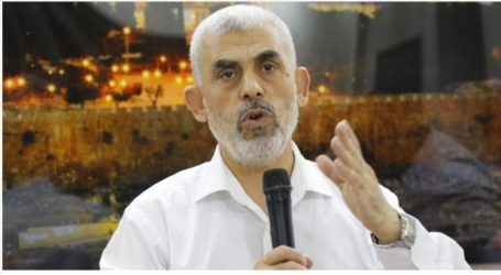 Yahya Sinwar Re-elected as Leader of Hamas