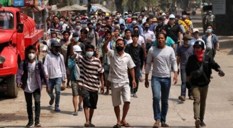 More Than 1,000 Citizen of Myanmar Flee to India