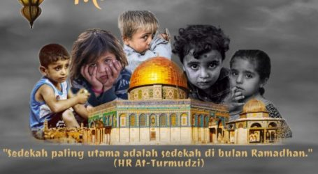 Maemuna Center Opens Donation Ramadhan Package for Gaza
