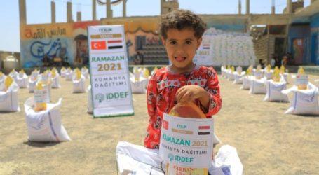 During Ramadan, Turkish Charities Provide Food Aid to Yemen