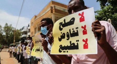 Sudan Cancels Israel's Boycott Law
