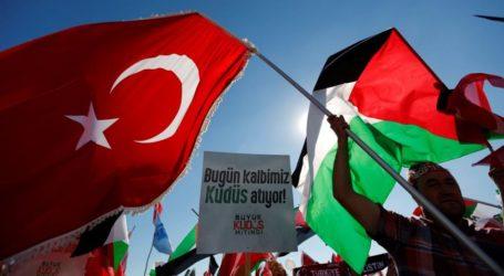 Turkey Blames Israel for Postponing Palestinian Elections