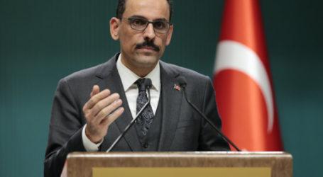 Turkey Condemns Israeli Raids on Gaza