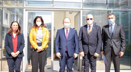 Romanian Delegations Visit UNRWA in Jordan