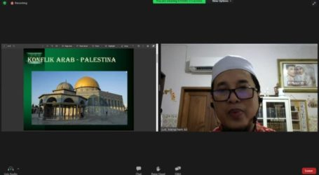 Indonesian Philologist Reveals the Roots of Paletine-Israel's Conflict