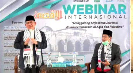 Imaam Yakhsyallah: Al-Aqsa to Free If All Muslims United