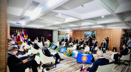 ALM Agrees on Five Consensus Regarding Myanmar Issue