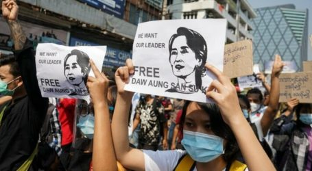 AAPP: As 570 Died since Military Coup in Myanmar