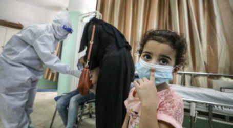 Gaza Records 998 COVID-19 New Cases