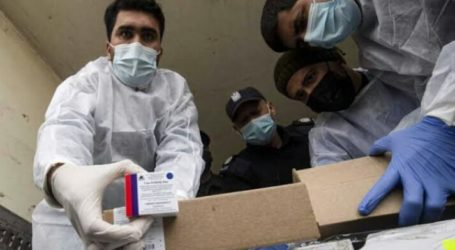 Palestine to Receive 4.5 Million Doses of Vaccine Soon