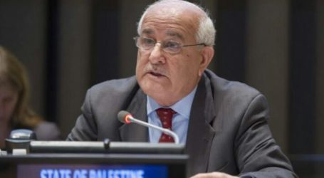 Palestine Urges Countries to Press Israel not to Block Elections