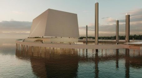 Indonesia's Floating Mosque Estimated to Start Built in June