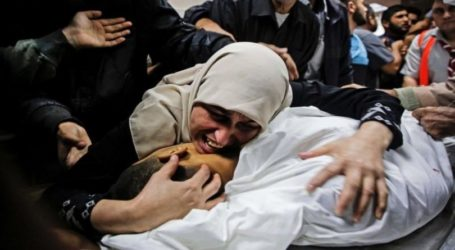 Update from Gaza: Number of Martyrs of Israeli Aggression Rose to 69
