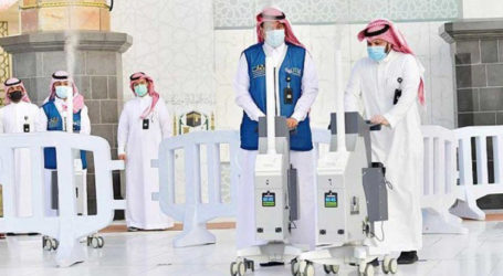 General Presidency of the Two Holy Mosques Readies for Ramadan's Last 10 Days