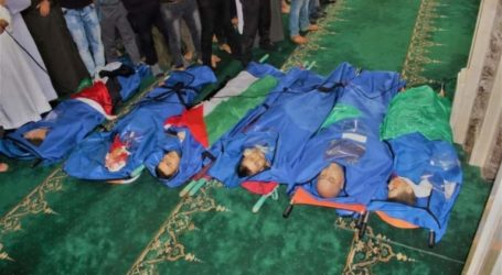 Update on Victims in Gaza: 30 Martyrs, 203 Injured