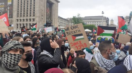 Nearly 100 Cities Hold Palestinian Solidarity