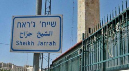 Palestine Urges UN to Stop Massacre of Sheikh Jarrah