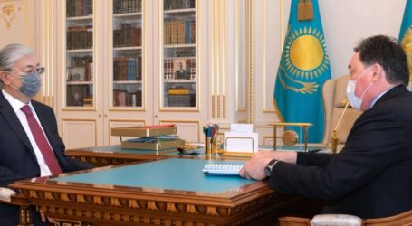 Kazakhstan Delivers Humanitarian Aid to India Amid COVID-19 Wave