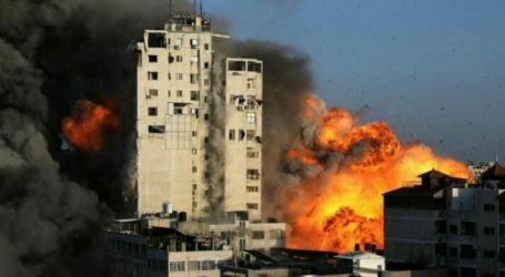 Update from Gaza: 145 Martyrs, Including 41 Children